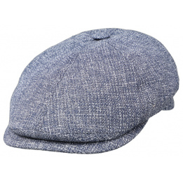 Casquette Brooklin Cotton été Bluebell - Traclet