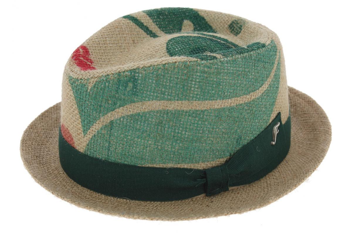 chapeau player ol toile de jute beige rehats chapeau traclet. Black Bedroom Furniture Sets. Home Design Ideas
