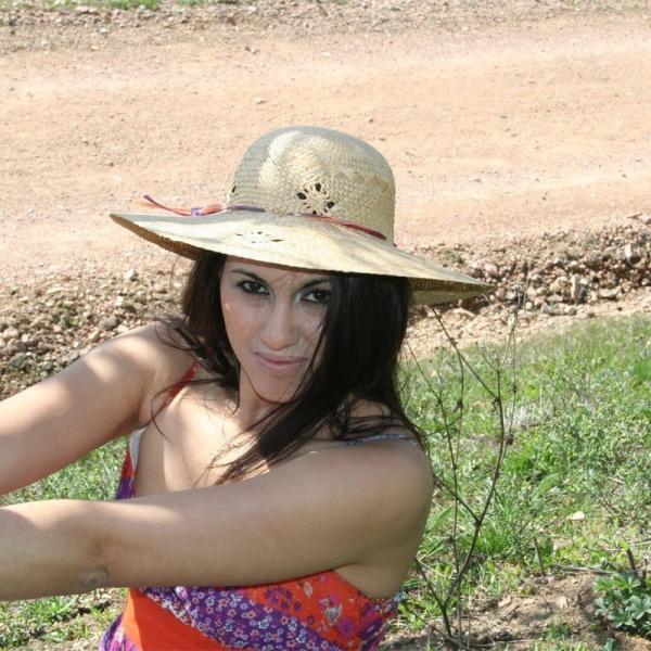 Daisire - chapeau de campagne