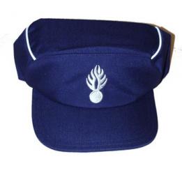 Casquette gendarmerie