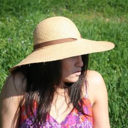 Chapeau de paille DAISIE