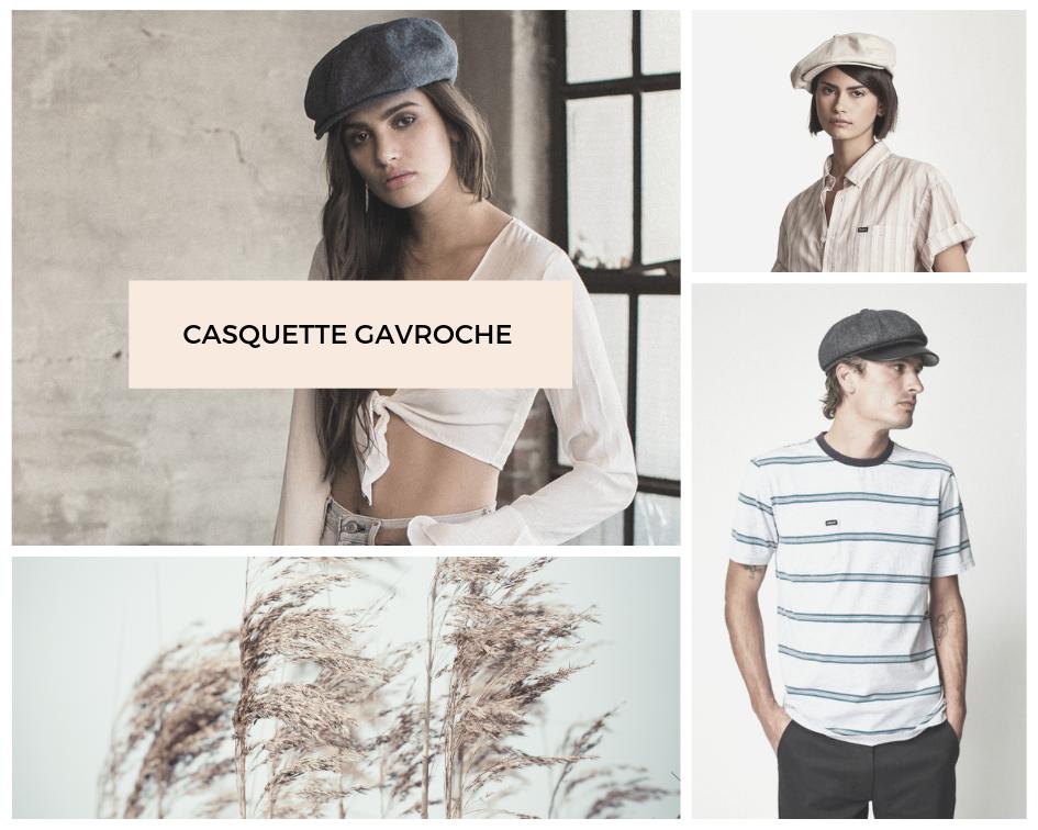 Casquette Gavroche