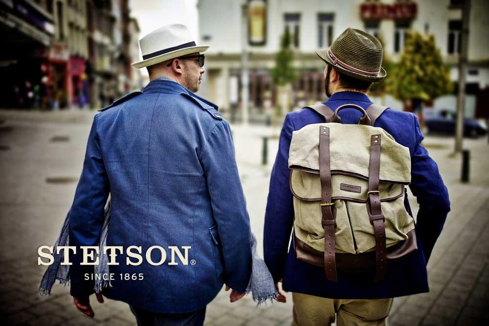 Venez découvrire la collection Stetson - chapeau toujours tendance